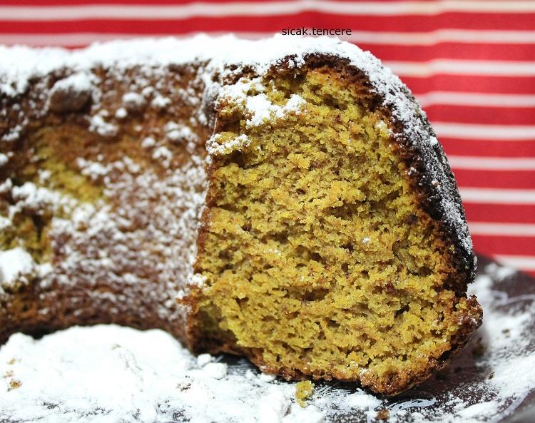baharatlı kek